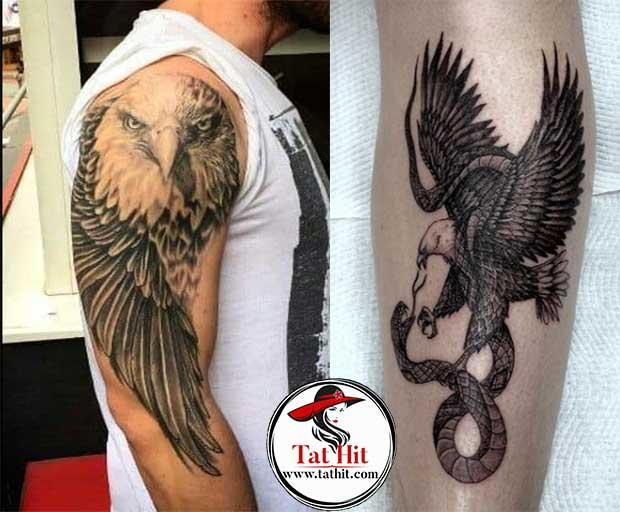 eagle tattoo meanings