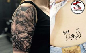 fox tattoo meaning and best 20 fox tattoo designs