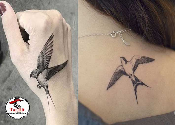 magpie tattoo ideas for women