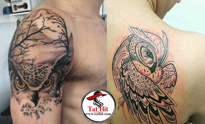 owl tattoo meaning with designs