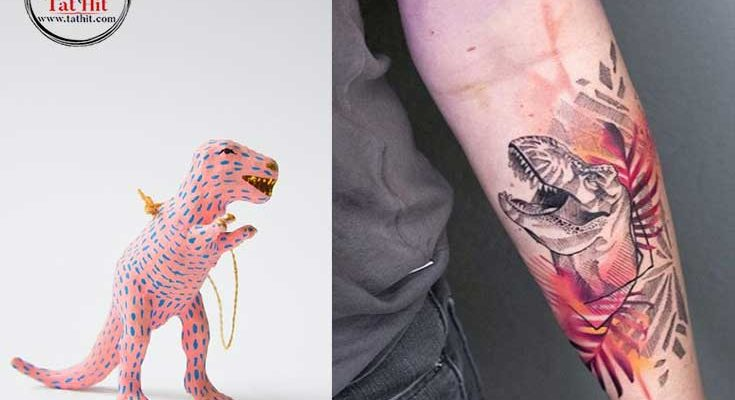 dinosaur tattoo designs