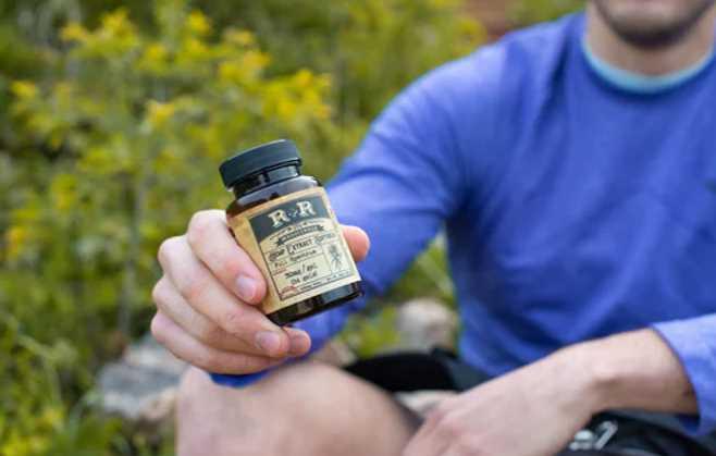 Hemp oil for Rheumatoid Arthritis