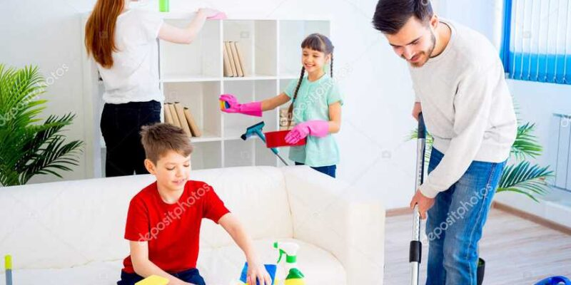 How Often is Home Cleaning Required